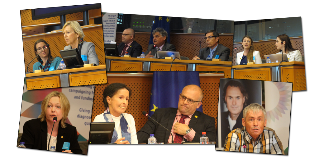FESCA holds event in EU Parliament, June 2015