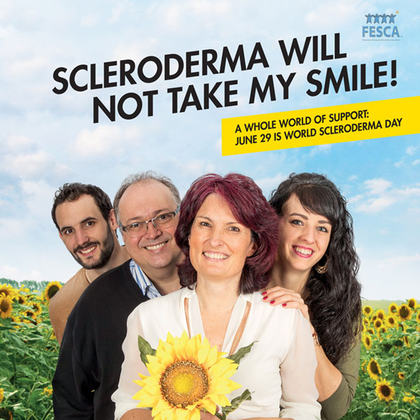 World Scleroderma Day 2018