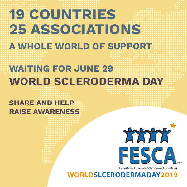 World Scleroderma Day 2019