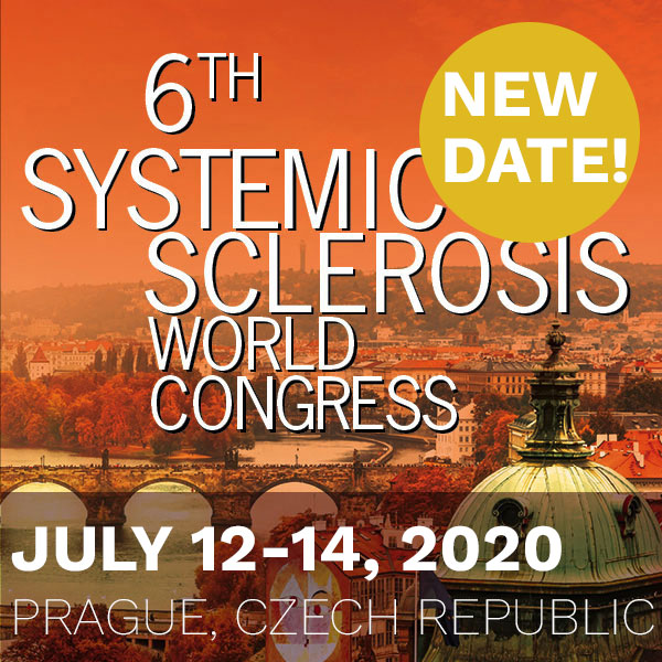 POSTPONED: 6th World Scleroderma Patient Congress