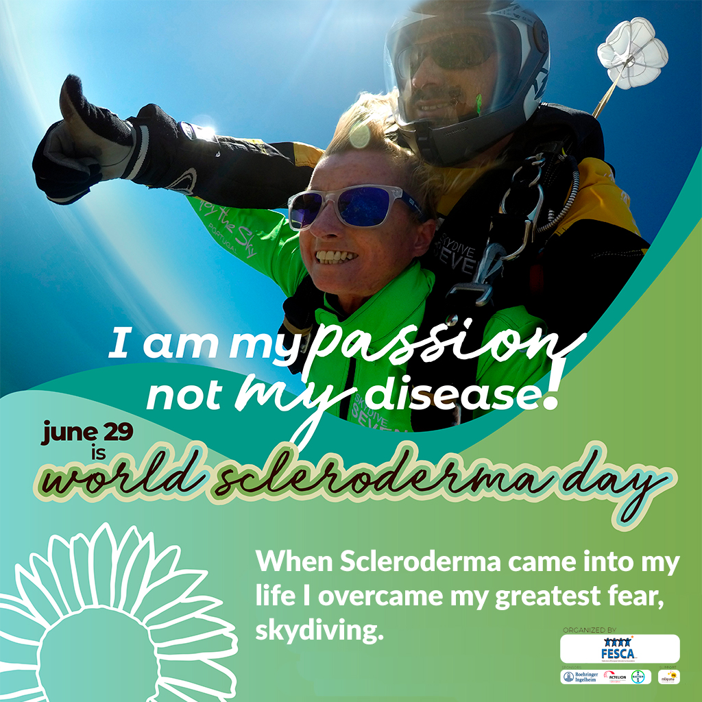 Testimony: Rute Correira, skydiving